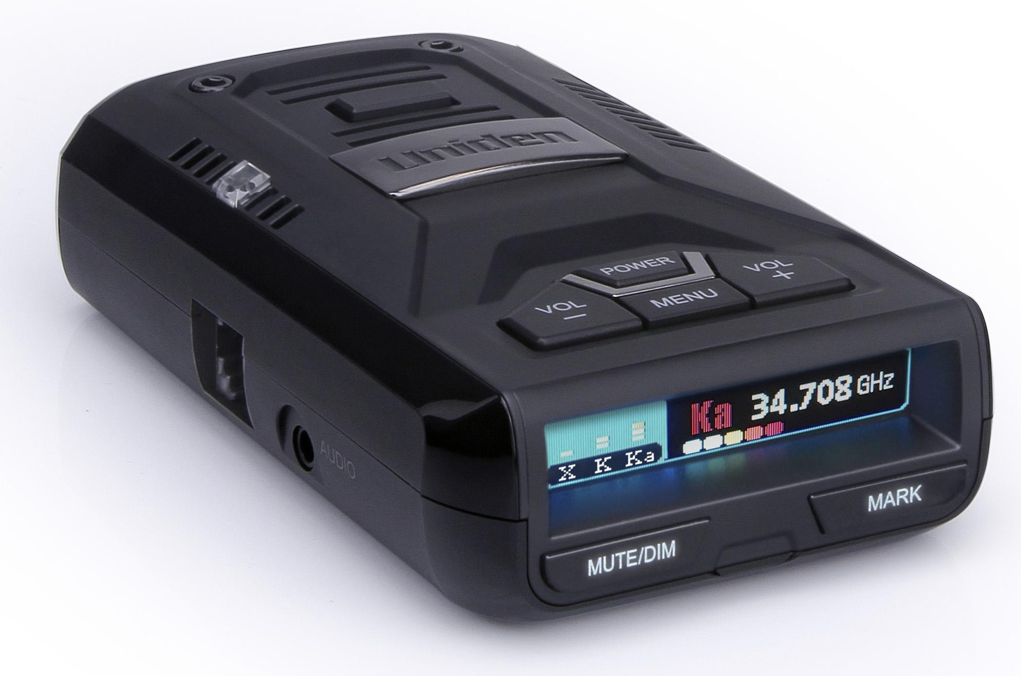 Uniden R3 Gps Enabled Extreme Range Radar Amp Laser Detector