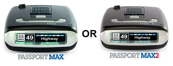 Passport Max vs Max2
