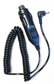 Coiled Cord for Cobra Radar Detectors