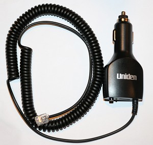 Uniden Smart Cord w/Mute Button and LED