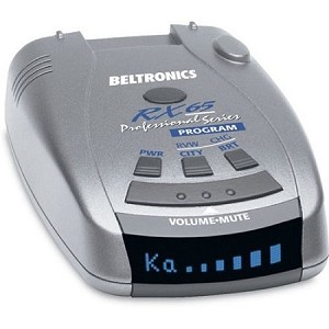 Bel Professional Series RX65 Blue Radar Detector