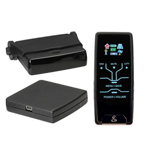 Cobra XRS R9G - Wireless Remote Radar/Laser Detector