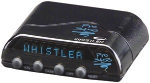 Whistler PRO-3450 Remote Mounted Radar Detector