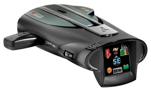 Cobra XRS-9970G Touchscreen Radar Detector