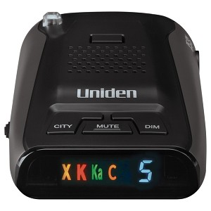 Uniden LRD550 Radar Detector with Voice Alert
